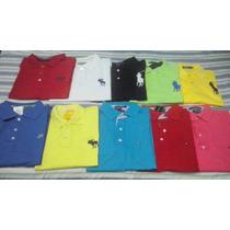 Camisas Polos Ralph Lauren Abercrombie, Hollister, Tommy!