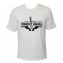 Camisa Legião Urbana/ Faroeste Caboclo