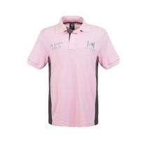 Camisa Polo Bleeker Rosa - Club Polo Collection