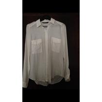 Camisa De Seda Zara