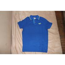 Camisa Pólo Hollister - Original - Produto Novo - G