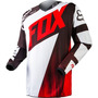 Camisa Fox 180 Vandal Vermelho G(l) Rs1