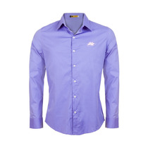 Camisa Fashion Classic Azul - Club Polo Collection