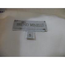 Linda Camisa Bruno Minelli Tamanho Xll