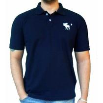 Camisa Polo Abercrombie & Fitch Masculina - Á Pronta Entrega