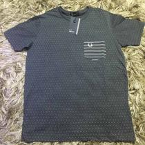 Camiseta Fred Perry Original Sergio K Polo Reserva Adidas