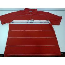 Camisa Pólo Pool Masculina Vermelha