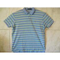 Camisa Polo By Ralph Lauren Usa Xl Listrada Xxg 72cm X 62cm