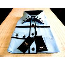 Camisa Giorgio Armani * Importada - Pronta Entrega