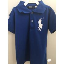 Camisa Polo Infantil Pronta Entrega E Frete Gratis