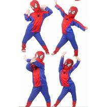 Fantasia Homem Aranha Infantil Spiderman Festas ...