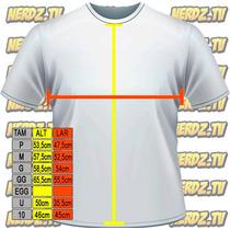 Camisa Branca Lisa Básica 100% Algodão Sublimação Silk