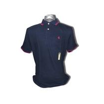 Camisa Polo Da Taco Tamanho Gg - Azul Marinho