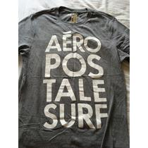 Camisa Aeropostale Surf - Tam. G - Frete Grátis!!