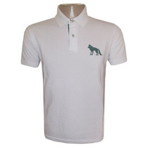 Camisa Polo Acostamento Branco Ac101