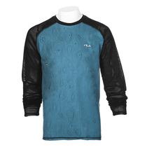 Camisa Masculina. Fila Trafic - Tamanho G