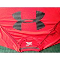 Camisa Under Armour Original Tam Medio Usa E Outra Lg