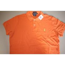 Camisa Gola Polo Feminina Polo Ralph Lauren - Original