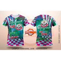 Camisa Mangueira Campeã.carnaval 2016, Super Lançamento