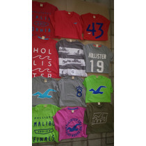 Camisetas Hollister Original Pronta Entrega
