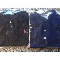 Kit 2 Camisa Camiseta Polo Tommy E Ralph Lauren