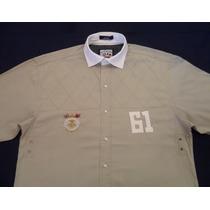 Camisa Masculina Elle Et Lui Gg - Exclusiva & 100% Algodão