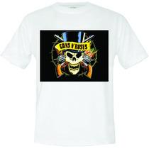 Camisa Banda Guns N