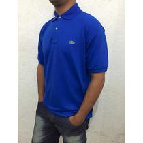 Camisa Camiseta Polo Lacost A Pronta Entrega!!