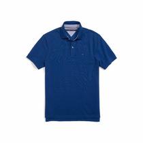 Tommy Hilfiger - Camisa Polo Básica Média