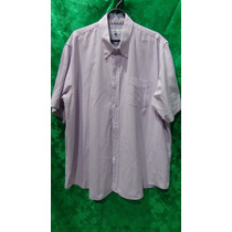 Camisa Masculina Plus Size Marca From England Tm/ 7