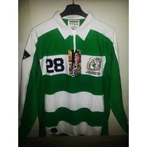 Camisa Polo Marca Famosa Kevingston Rugby Listras Importada.