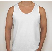 Camiseta Regata Poliester Para Sublimação