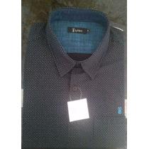 Camisas Originais 100% Algodão - Manga Longa E Curta