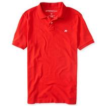 Camisa Blusa Polo Masculina Aeropostale Original Importada