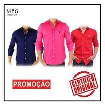 Promoção Camisa Sergio K Original - Atacado