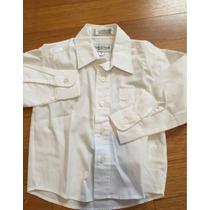 Camisa Infantil Branca Van Hausen Tam. 3 Importada