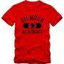 Gilmour 63 Camiseta Tradicional T-shirt Algodão 30.1 Silk