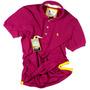 Camiseta Polo Masc.s&f Uva Original Qualid. De Importada