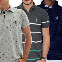 Atacado Camisa Polo Sergio K 100% Original Armani Exchange