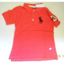 Camisa Camiseta Polo Feminina Ralph Lauren