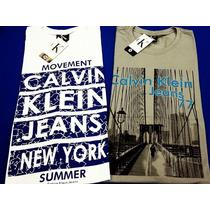Kit 5 Camisetas Cavalera Hollister Abercrombie Masculinas