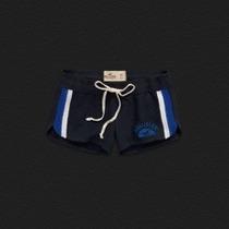 Shorts Feminino Da Abercrombie Hollister Aeropostale
