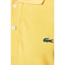 Camisa Polo Lacoste Original Made In Peru - Frete Grátis!