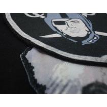 Camisa Camiseta Blusa Customizada Helmet Oakland Raiders