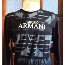 Camisa Emporio Armani Mirror M, G E Gg Ea Ga Ea D&g Gabbana