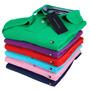 Camisa Masculina Polo Tommyhelfinger 100% Algodão Piquet!!!