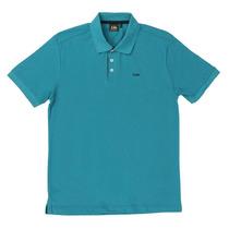 Polo Masculina New Basic Azul - Lee 62p.31.28.40