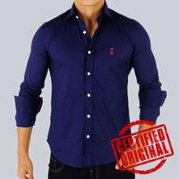 Promoção Camisa Sergio K Azul Original - Frete Grátis