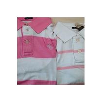 Camiseta Polo Abercrombie & Fitch Masculino