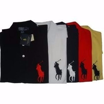 Kit 6 Camisa Polo Tamanho Grande Plus Size Esp Xl G1 G2 G3